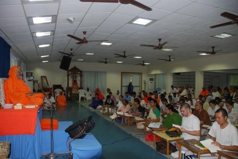 Swamiji class